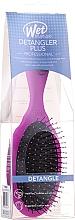 Парфюмерия и Козметика Четка за коса, лилава - Wet Brush Pro Detangler Plus Purple