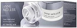 Парфюмерия и Козметика Комплект - Anne Moller Time Prevent (крем за лице/50ml + крем за лице/15ml)