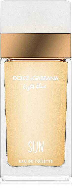 Dolce&Gabbana Light Blue Sun Pour Femme - Тоалетна вода