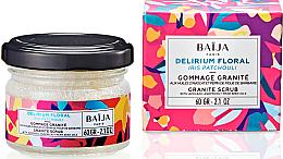 Парфюмерия и Козметика Скраб за тяло - Baija Delirium Floral Gommage Corps Delirium Scrub
