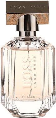 Hugo Boss The Scent For Her - Комплект (парф. вода/50ml + парф. вода/7.4ml + лосион за тяло/50ml) — снимка N4