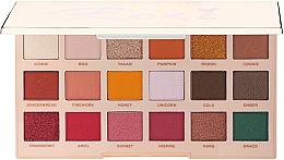 Парфюмерия и Козметика Палитра сенки за очи - Makeup Revolution X Roxxsaurus Roxi Eye Shadow Palette