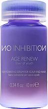 Парфюмерия и Козметика Рехидратиращ серум за скалп и коса - No Inhibition Age Renew Rehydrating Serum