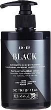 Парфюмерия и Козметика Тонер за коса - Black Professional Line Semi-Permanent Coloring Toner