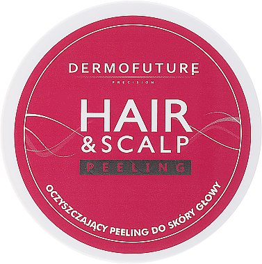 Пилинг за скалп - DermoFuture Hair&Scalp Peeling — снимка N1