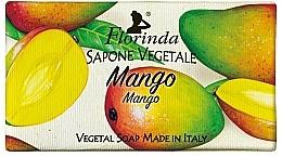 Парфюмерия и Козметика Натурален сапун с магнолия - Florinda Mango Natural Soap