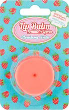 Парфюмерия и Козметика Балсам за устни с аромат на ягода - Cosmetic 2K Lip Balm Strawberry