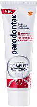 Парфюмерия и Козметика Избелваща паста за зъби с флуор - Parodontax Whitening Complete Protection