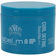Парфюмерия и Козметика Моделиращо суфле за къдрава коса - Label M Curl Define Souffle