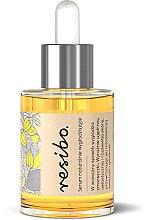 Парфюми, Парфюмерия, козметика Изглаждащ серум за лице - Resibo Serum Naturally Smoothing