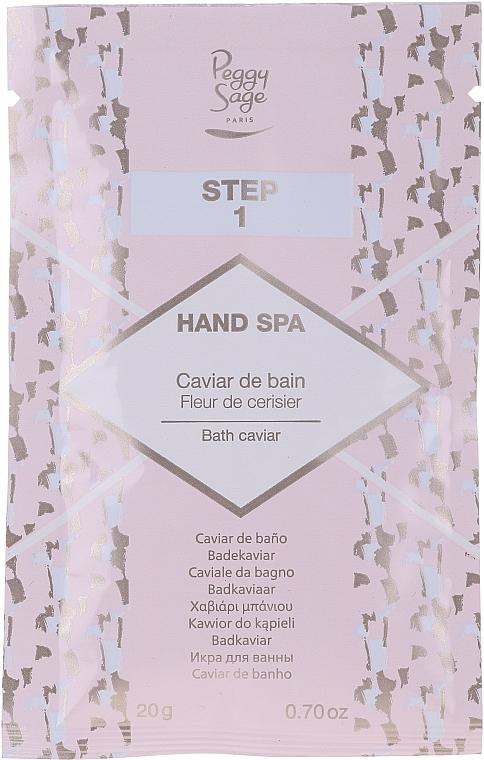 Комплект за ръце - Peggy Sage Spa Manucure Kit (ваничка/20g + пилинг-гел/15ml + маска/15ml + крем/15ml) — снимка N3
