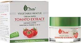 Парфюми, Парфюмерия, козметика Крем за лице с екстракт от домат - Ava Laboratorium Vegetable Rescue Cream