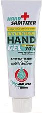 Парфюмерия и Козметика Антибактериален гел за ръце с алое вера - Sattva Antibacterial Hand Gel Aloe Vera Extract