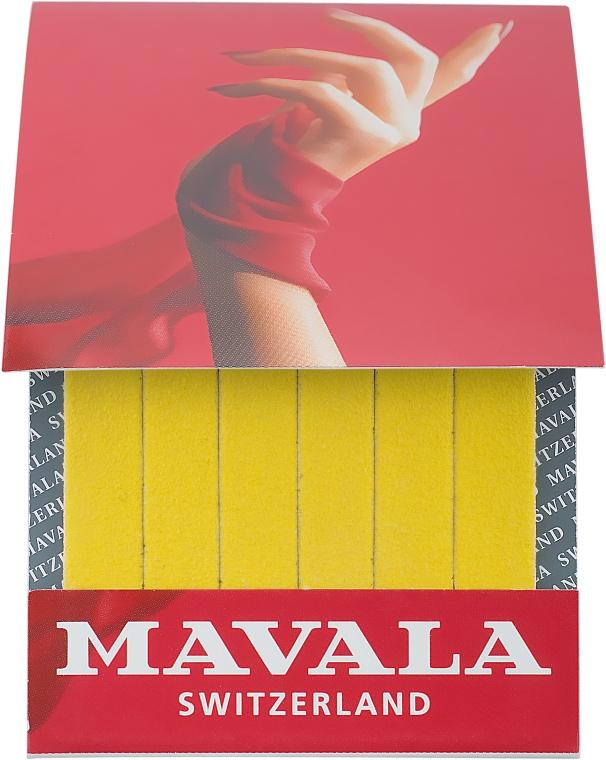 Мини пилички за нокти - Mavala Mini Emery Boards — снимка N1