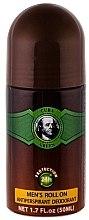 Парфюми, Парфюмерия, козметика Cuba Green Deodorant - Рол-он дезодорант