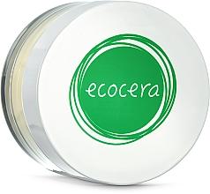 Парфюмерия и Козметика Бананова пудра за суха и чувствителна кожа - Ecocera Banana Loose Powder