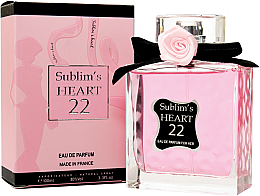 Парфюми, Парфюмерия, козметика Sublim's Heart 22 - Парфюмна вода