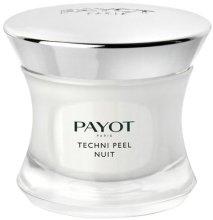 Парфюми, Парфюмерия, козметика Нощен възстановяващ крем с пилинг ефект - Payot Techni Liss Techni Peel Nuit Peeling Smoothing Night Care