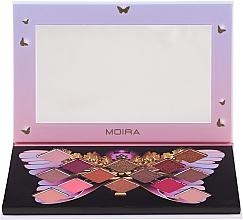 Парфюмерия и Козметика Палитра сенки за очи - Moira Glow And Gleam Shadow Palette