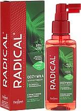 Парфюмерия и Козметика Укрепващ балсам без отмиване за отслабена коса - Farmona Radical Strengthening Hair Conditioner