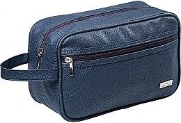 """Парфюмерия и Козметика Мъжка козметична чанта """"Eco Premium"""", 97867, синя - Top Choice"""