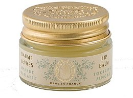 "Парфюмерия и Козметика Балсам за устни ""Бадем"" - Panier Des Sens Almond Lip Balm"