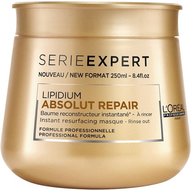 Маска за възстановяване на увредена коса - L'Oreal Professionnel Absolut Repair Lipidium Instant Reconstructing Masque