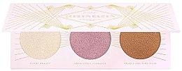 Парфюмерия и Козметика Палитра хайлайтъри - Zoeva Screen Queen Highlighting Palette