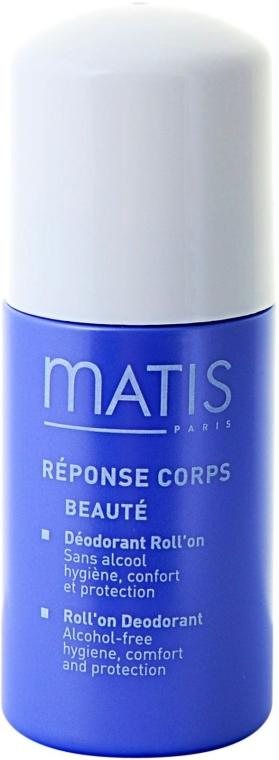 Дезодорант рол-он - Matis Reponse Corps Roll`on Deo — снимка N1