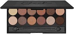 Парфюмерия и Козметика Палитра сенки за очи - Sleek MakeUP i-Divine Mineral Based Eyeshadow Palette A New Day