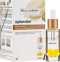 Парфюмерия и Козметика Ревитализиращ серум за лице - Bella Aurora Splendor 10 Serum