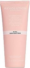 Парфюмерия и Козметика Почистващ крем за лице - Revolution Skincare Hydration Boost Cleanser