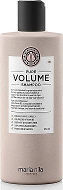 Шампоан за обем на косата - Maria Nila Pure Volume Shampoo — снимка N2