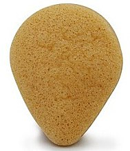 Парфюмерия и Козметика Гъба за измиване, капка - Bebevisa Less Konjac Sponge
