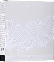 Парфюмерия и Козметика Комплект за лице - Sisley Hydra-Global Moisturizing Discovery Program (крем/гел/40ml + мицел. вода/30ml + серум/мини/5ml + крем/мини/10ml)
