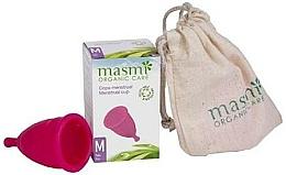 Парфюмерия и Козметика Менструална чаша, размер M - Masmi