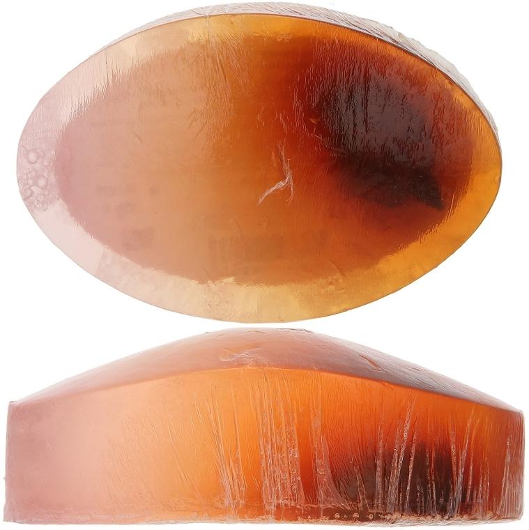 Подаръчен комплект натурални глицеринови сапуни - Bulgarian Rose Aromatherapy Nature Soap — снимка N7