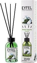 """Парфюмерия и Козметика Арома дифузер """"Морски водоросли"""" - Eyfel Perfume Reed Diffuser Seaweed"""