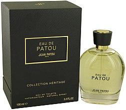 Парфюми, Парфюмерия, козметика Jean Patou Collection Heritage Eau de Patou - Тоалетна вода