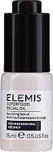Парфюмерия и Козметика Масло за лице с омега комплекс - Elemis Superfood Facial Oil (тестер)