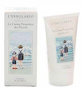 Детски защитен крем - L'erbolario La Crema Protettiva dei Piccoli (мини) — снимка N2