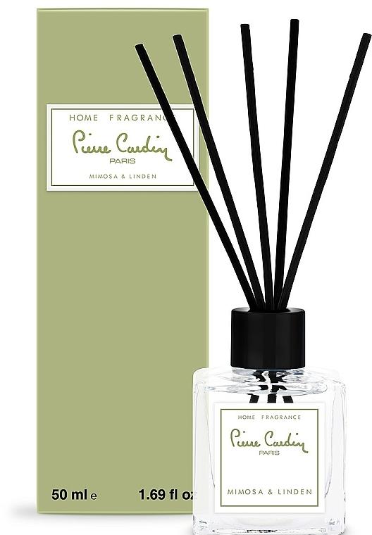 "Арома дифузер ""Мимоза и липа"" - Pierre Cardin Home Fragrance Mimosa & Linden"