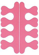 Парфюмерия и Козметика Разделител за педикюр , 2562, розов - Donegal