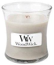 Парфюмерия и Козметика Ароматна свещ в чаша - WoodWick Warm Wool Candle