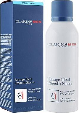 Гел за бръснене - Clarins Smooth Shave (тестер) — снимка N1