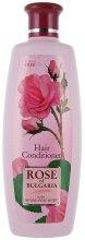Парфюми, Парфюмерия, козметика Балсам за коса с розова вода - BioFresh Rose of Bulgaria Hair Conditioner