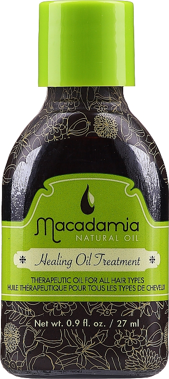 "Подхранващ серум за коса ""Арган и Макадамия"" - Macadamia Natural Oil Healing Oil Treatment"