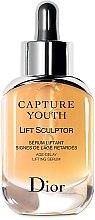 Парфюмерия и Козметика Лифтинг серум за лице - Dior Capture Youth Lift Sculptor Age-Delay Lifting Serum (тестер)
