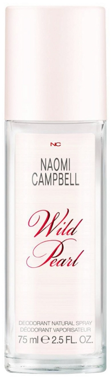 Naomi Campbell Wild Pearl - Спрей дезодорант