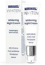 Парфюмерия и Козметика Нощен крем за лице - Novaclear Whiten Whitening Night Cream